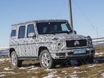 Mercedes-Benz to Show Next-Gen G Class in Detroit