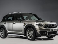 2017 Mini Countryman Starts at $26,950
