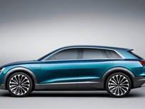 Audi Shows AWD e-tron EV Concept
