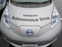 Nissan to Offer 'Comprehensive' Autonomous Vehicles by 2020