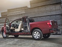 Nissan Prices Titan King Cab Pickups