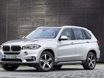 BMW's X5 PHEV to Arrive This Fall