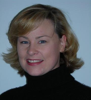 Megan Pallischeck, regional sales manager for Ford's East region.