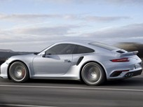 Porsche Updates 911 Turbo for 2017