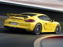Porsche to Introduce New Car in Geneva