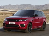 Range Rover Sport Adds Plug-in Hybrid for 2019