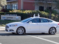 Ford to Test Self-Driving Cars on Calif. Roads