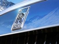 Rolls-Royce Developing Luxury SUV
