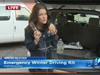 Video Safety Tip: Packing a Winter Emergency Kit