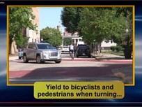 Video Safety Tip: Driving Near Bicyclists