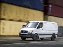 Sprinter Vans Recalled for Tire Labels