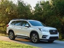 2019 Subaru Ascent Three-Row SUV Starts at $32,970