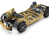 New Subaru Global Platform Enhances Safety, Dynamics