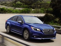 Subaru Announces 2017 Legacy, Outback Pricing