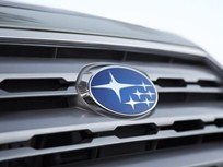 Subaru Sets 2016-MY Pricing Announcements