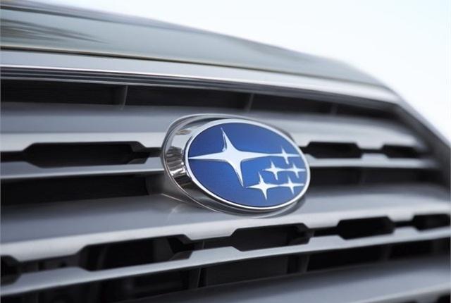 Photo courtesy of Subaru.