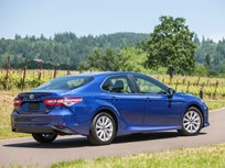 Toyota Camry, Lexus Models Recalled for Fueling Systems