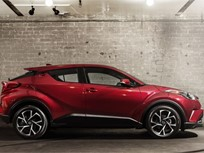 Toyota's 2018 C-HR Enters Subcompact SUV Market