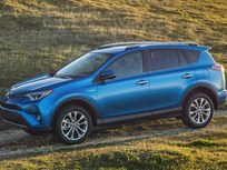 Toyota's 2016 RAV4 Hybrid Gets MPG, Pricing