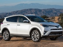 Toyota Lowers RAV4 Price for 2017