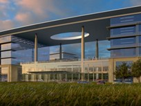 Toyota Previews Texas HQ Design