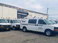 Verizon Switches New York Van Fleet to Hybrid Electric