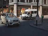 Volvo's Safety Tech Helps Avert Bicyclist-Vehicle Crashes