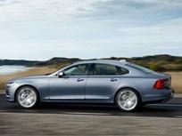 Volvo's 2017 S90 Sedan Starts at $46,950