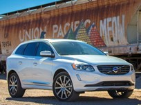 Volvo XC60 Reaches Sales Milestone