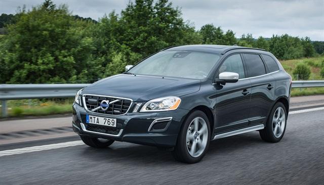 The 2013 Volvo XC60. Photo courtesy Volvo.