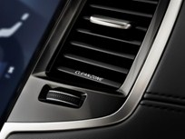 Volvo Enhances Interior Air Filtering for XC90
