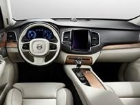 Volvo Shows 2015 XC90 SUV's Interior
