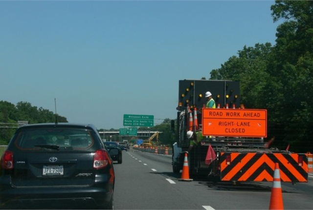 Photo via AAA Foundation for Traffic Safety.