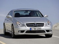 Mercedes-Benz Takes Wraps off Redesigned 2009 CLS
