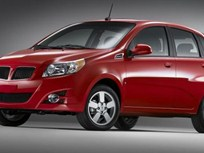 Pontiac Announces New Small Car for U.S. Market