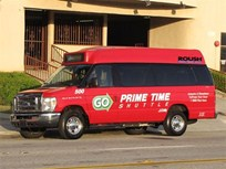 Prime Time Shuttle Fleet Makes Switch to Propane
