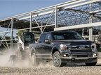 Photo of 2018 Ford F-150, which achieves up to 25 mpg combined, courtesy of Ford.