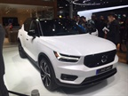 Photo of the 2019 Volvo XC40 by Chris Brown.