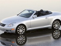 Lexus SC 430 Continues to Raise the Bar for Luxury Convertibles