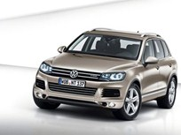 Volkswagen Showcases Second Generation Touareg