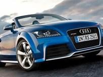 Audi TT-RS Roadster Set for Leipzig Motor Show Debut