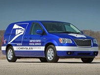 Chrysler Reveals All-New Electric Minivan Concepts to USPS