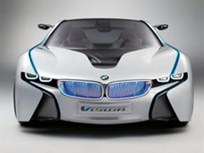 BMW to Show 155-mph Vision Plug-In Hybrid Concept