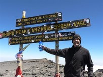 ARI District Manager Scales Mount Kilimanjaro
