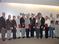 Wheels, Inc. Honors 2008 Top Remarketers