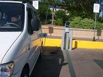 Whole Foods Installs First EV Charging Station