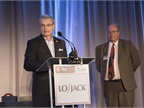 Jack Hanley (left), the executive director of the Network of Employers