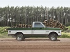 1967-1972: The second generation C/K trucks, included the 1967 C/K 10.