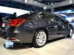 The Acura RLX is the brand s new flagship sedan.