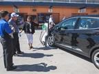 A GM Fleet representative discusses the Chevrolet Bolt EV and its